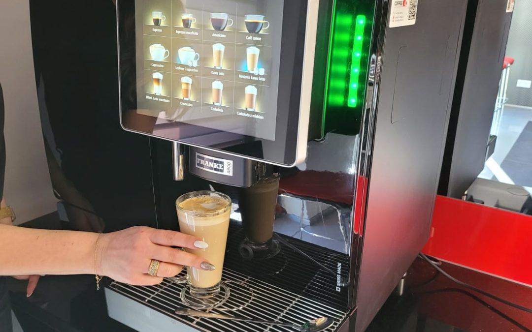 Darmowa kawa i czekolada w PUREKO!